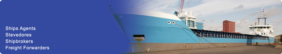 Ships Agents, Stevedores, Shipbrokers, Freight Forwarders, Arthur Smith (Grimsby) Ltd