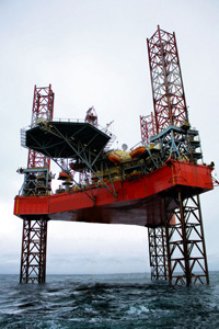 Offshore oil and gas services provided from the Humber ports of Grimsby and Immingham.