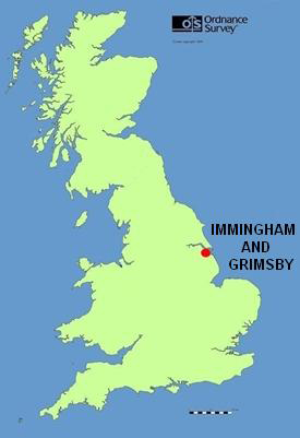 The Port of Grimsby and Immingham is located on the River Humber making it ideal for shipping services between the UK and Scandinavia, the Baltic and Mainland Europe.